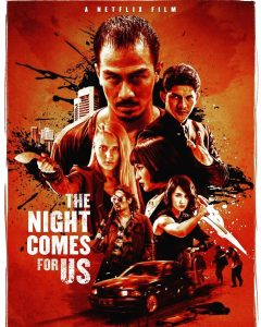 Fakta Timo Tjahjanto, Sutradara Film The Night Comes for Us - The Night Comes For Us