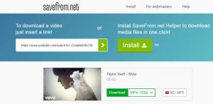 Cara Mudah Download Video Dari Facebook - Savefrom.net