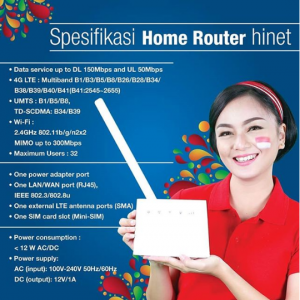 home router hinet