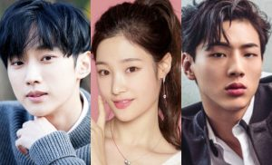 Drama Korea Terbaru Ini Bakalan Nemenin April Kamu - Because Its My First Love