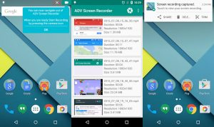 Cara Mudah Merekam Video Screen Smartphone Android - ADV Screen Recorder