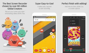 Cara Mudah Merekam Video Screen Smartphone Android - Mobizen