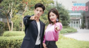5 Rekomendasi Drama Korea Terpopuler di VIU 2019 - My ID Is Gangnam Beauty