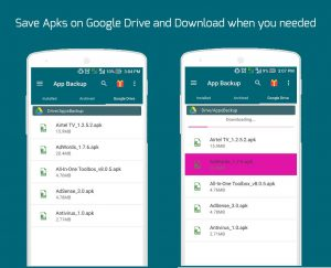 5 Aplikasi Bakal Bantu Backup Data Paling Aman di Android - Easy Backup Restore