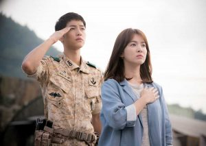 Drama Korea Terbaik yang Diperankan Oleh Song Joong Ki - Descendants of the Sun