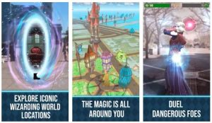 Game 'Augmented Reality' Android, Serasa Masuk Dunia Film! - Harry Potter: Wizard Unite