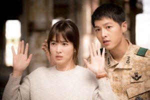 Drama Korea Song Hye Kyo yang Paling Memorable - DOTS