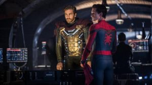 Rekomendasi Film Hollywood Terbaru Juli 2019, Ada Iko Uwais Lagi Loh! - Spiderman Far From Home