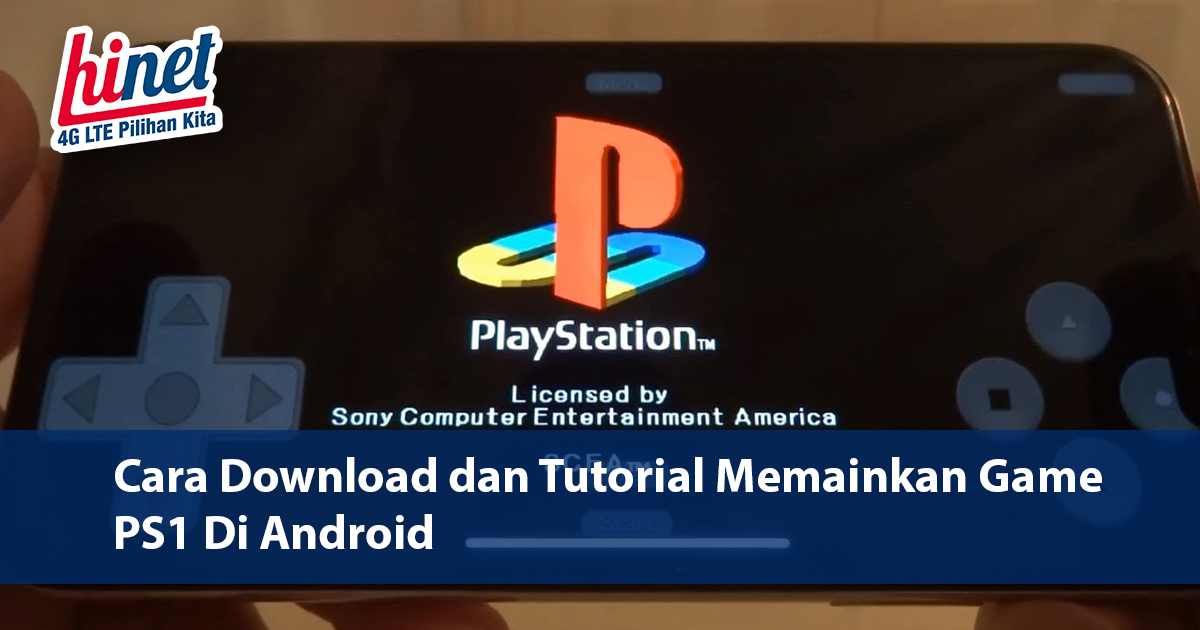 tutorial memainkan game ps1 di android