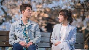 Film dan Kdrama Park Seo Joon Paling Recommended! - Fight for My Way