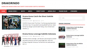Cara Download Film dan Drama Korea di Drakorindo